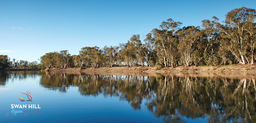 Visit Swan Hill
